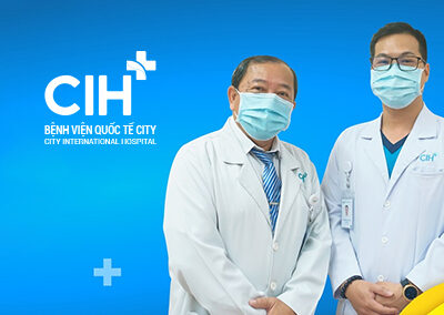 Designing and Building the Website of Thanh Do International Hospital – CIH